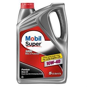 M-SUPER10W-40CASE 3 X 5 QT (304)